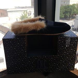 Faux Fur Slippers (5/6)